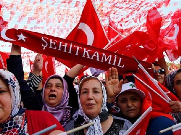 Ông Erdogan: Ankara không cho phép một tên khủng bố nào tồn tại ở biên giới ảnh 1