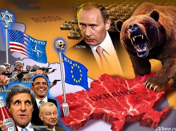 Nga cáo buộc phương Tây đổ lỗi cho nước này trong mọi cuộc khủng hoảng