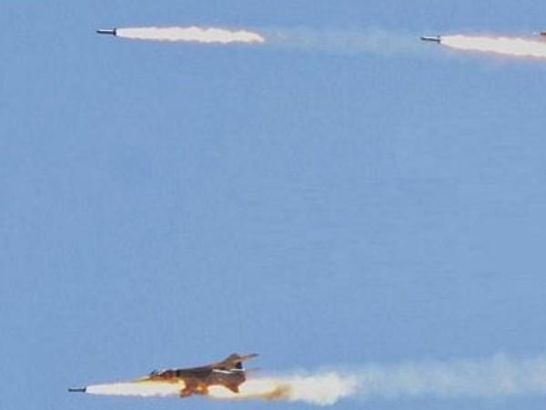 Chiến đấu cơ Nga không ngừng dội bom diệt khủng bố ở Syria ảnh 1