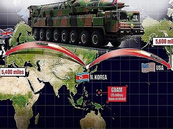 Triều Tiên được cho là đã chế tạo thành công tên lửa đạn đạo liên lục địa KN-08 có tầm phóng trên 10.000km