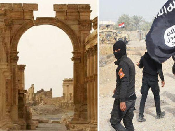 Một ngày thất bại của quân đội Syria ở Palmyra ảnh 1