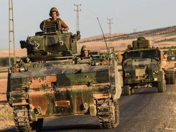 IS thua thảm khi Thổ Nhĩ Kỳ siết chặt an ninh biên giới với Syria ảnh 1
