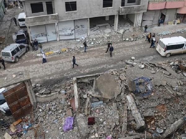 Chiến đấu cơ Ankara dội bom tiêu diệt nhiều chỉ huy cấp cao PKK ở Iraq ảnh 2