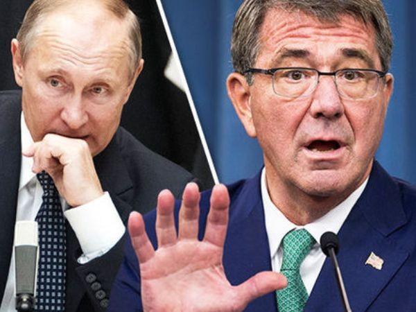 Ông Ash Carter: Nga đang cố tình gây bất ổn toàn cầu ảnh 1