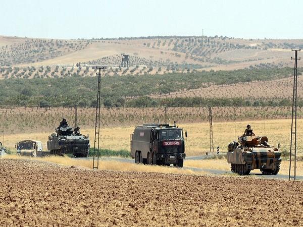 Nga: Ankara can thiệp quân sự làm phức tạp tình hình ở Syria ảnh 1