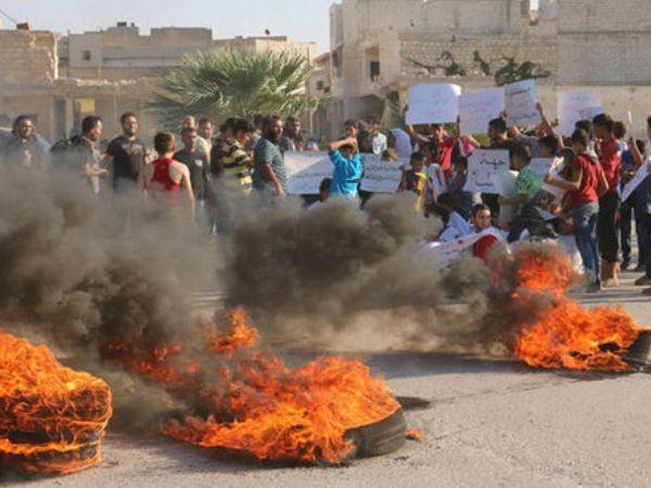 Nga tố Mỹ hỗ trợ các nhóm nổi dậy pháo kích thường dân ở Syria ảnh 1