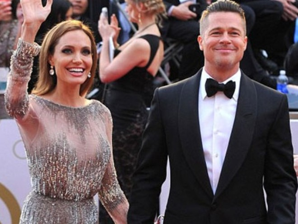 Angelina Jolie ly dị Brad Pitt vì nữ diễn viên người Pháp? ảnh 1