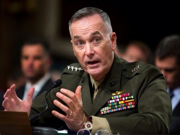 Tướng Mỹ: Washington không nên chia sẻ tin tình báo về IS với Nga ảnh 1