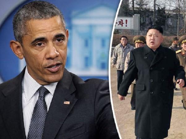 Triều Tiên cáo buộc Mỹ đang cố kích hoạt chiến tranh hạt nhân ảnh 1