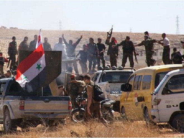 Quân đội Syria giải phóng hoàn toàn một quận chiến lược ở Aleppo ảnh 1