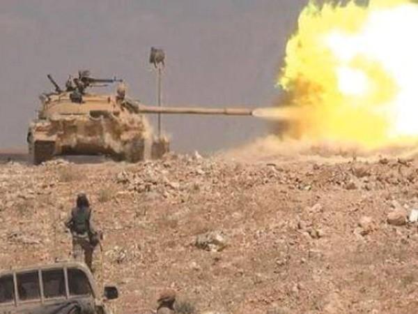 Syria giải phóng nhiều đồi cao gần mỏ dầu chiến lược ở Homs ảnh 1