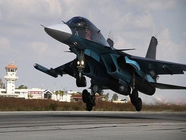 Chiến đấu cơ Nga tham chiến ở Syria