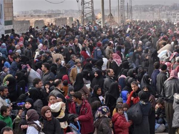 Nga đề xuất thiết lập 4 hành lang nhân đạo ở Aleppo ảnh 1