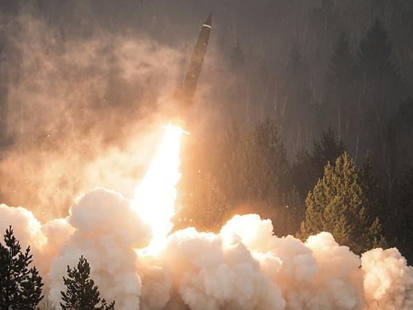 Ukraine phóng thành công 16 tên lửa (Ảnh minh họa)