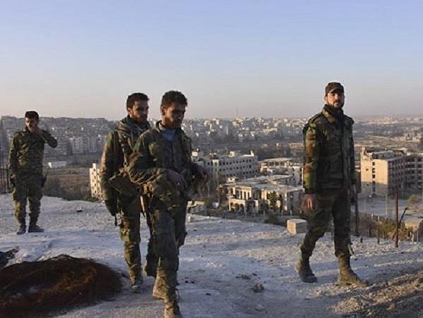 Syria: Phiến quân bị đánh bật khỏi nhiều vị trí then chốt ở đông Aleppo ảnh 1