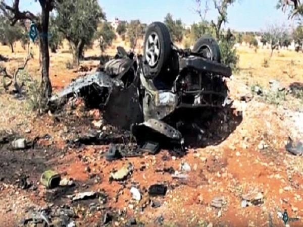 Một vụ nổ bom xe xảy ra tại tỉnh Idlib, Syria