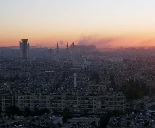 Syria phát hiện kho chứa hóa chất độc hại của phiến quân ở Aleppo ảnh 1