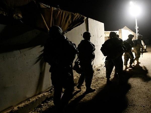 Liên quân do Mỹ dẫn đầu tham gia hoạt động diệt khủng bố ở Iraq