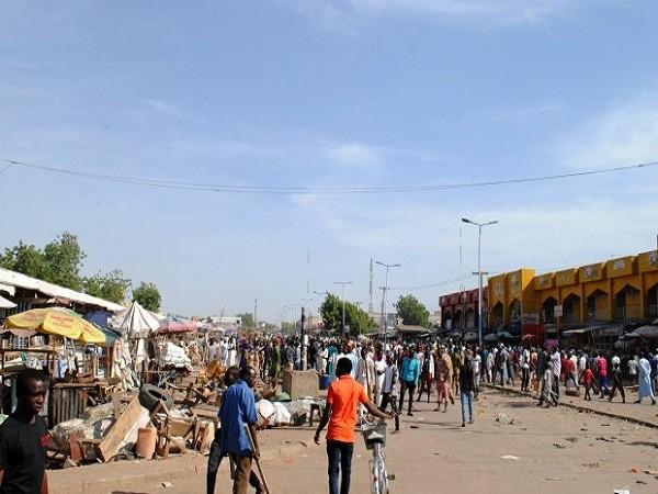 Hai bé gái 7 tuổi, đánh bom tự sát ở Nigeria ảnh 1