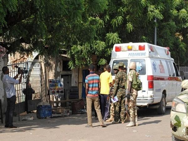 Hai bé gái 7 tuổi, đánh bom tự sát ở Nigeria ảnh 2