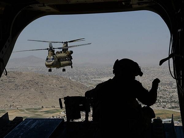 Trực thăng CH-47F Chinook của quân đội Mỹ hoạt động tại Afghanistan