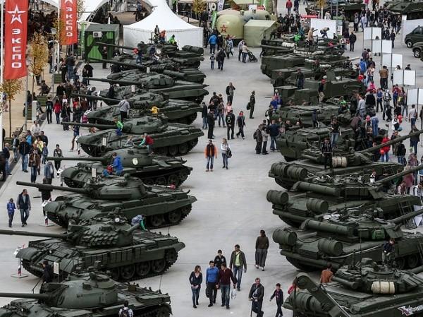 2016, một năm thành công của Nga trong lĩnh vực hợp tác kỹ thuật- quân sự