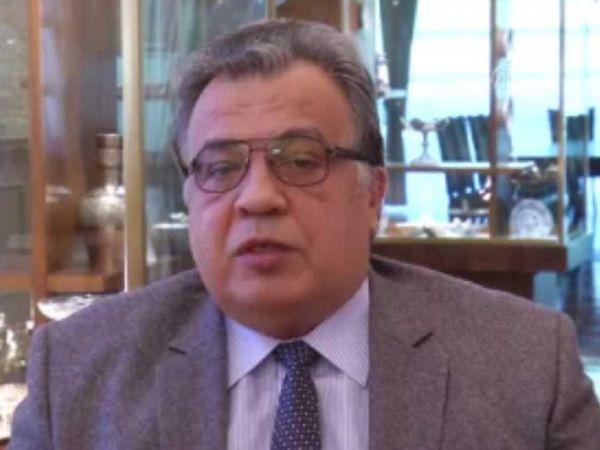 Đại sứ Nga tại Thổ Nhĩ Kỳ Andrey Karlov