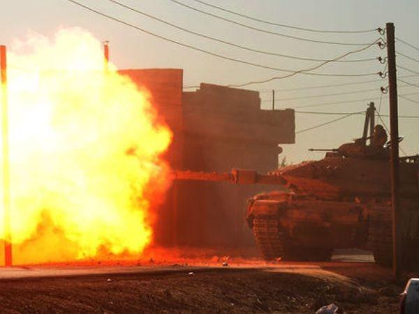 Thổ Nhĩ Kỳ tiêu diệt hơn 1.000 tên IS ảnh 1
