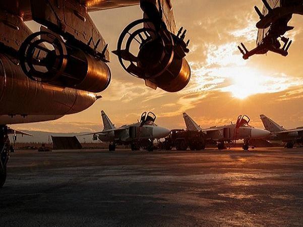 Nga đã chuyển đổi thành công các loại vũ khí không điều khiển thành vũ khí thông minh, trong cuộc chiến chống khủng bố ở Syria