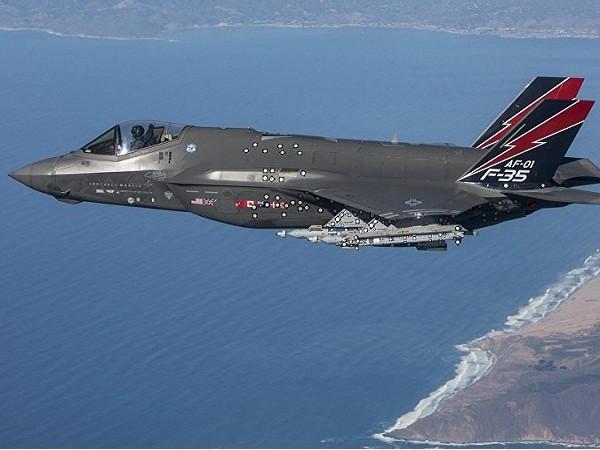 Máy bay chiến đấu F-35 của không quân Mỹ