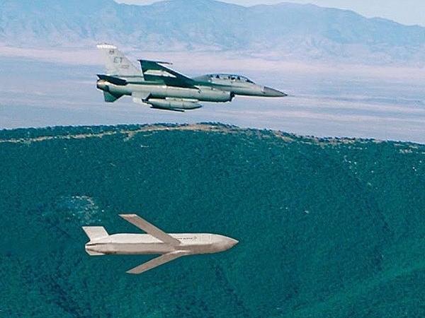 Tên lửa JASSM ER sẽ gia tăng sức mạnh đáng kể cho máy bay chiến đấu