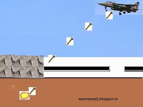 Ấn Độ phóng thử thành công vũ khí hủy diệt sân bay thông minh