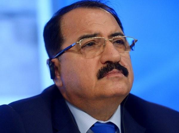 Đại sứ Syria tại Nga Riyad Haddad
