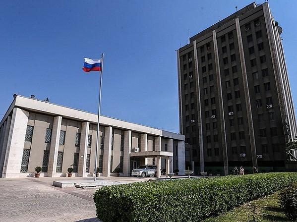 Đại sứ quán Nga tại Damascus