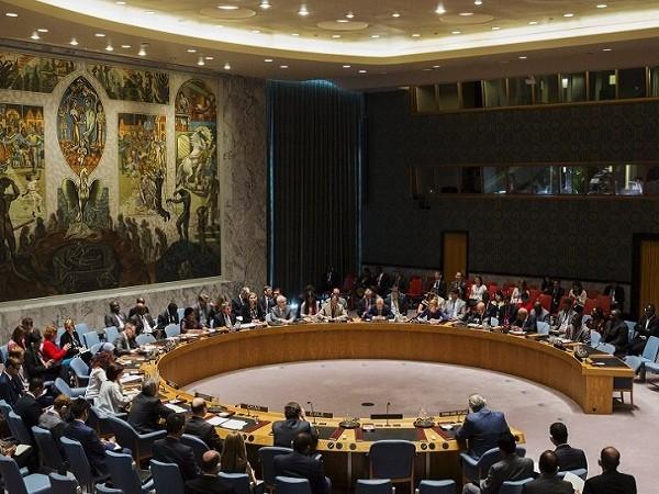 Một phiên họp của Hội đồng Bảo an Liên Hợp Quốc