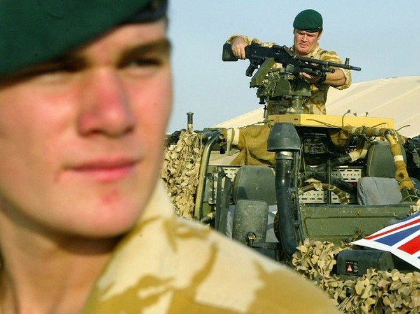 Một binh sĩ Anh thiệt mạng ở Iraq ảnh 1