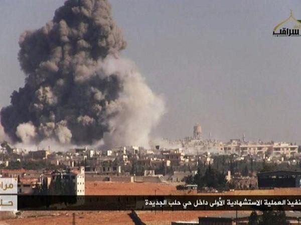 Phiến quân tấn công tự sát ở Tây Ghouta, 20 người thương vong ảnh 1