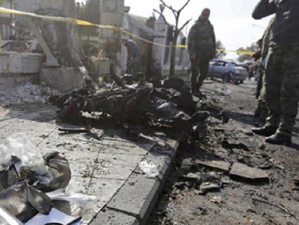 Đánh bom tự sát ở Damascus, nhiều người thương vong ảnh 1