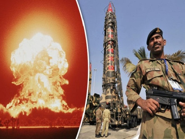 Pakistan tuyên bố thử thành công tên lửa có khả năng mang đầu đạn hạt nhân ảnh 1