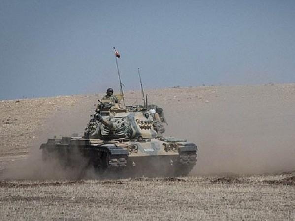 Chuyên gia quân sự lý giải thất bại của binh lính Thổ Nhĩ Kỳ ở bắc Syria ảnh 1