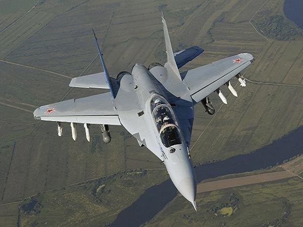 Máy bay chiến đấu đa năng MiG-35 của Nga