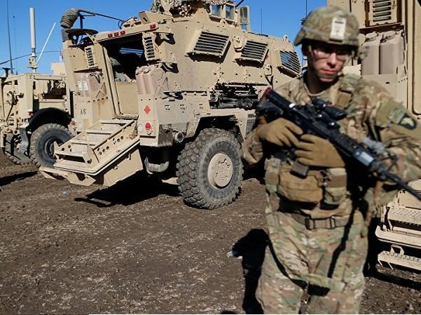 """Kế hoạch gửi quân Mỹ tới Syria """"có thể gây ra vấn đề nghiêm trọng"""" ảnh 1"""