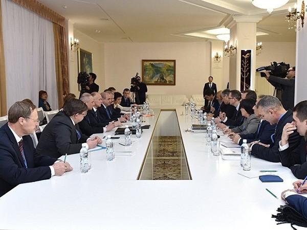 Iraq ủng hộ Nga bảo đảm lệnh ngừng bắn ở Syria ảnh 1