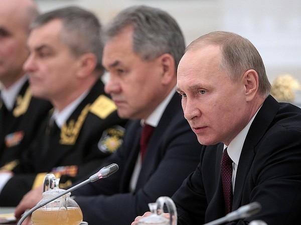 Ông Putin: 4.000 công dân Nga đang chiến đấu cho phiến quân ở Syria ảnh 1