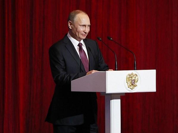 Ông Putin: Nga sẽ tiếp tục tăng cường lực lượng vũ trang ảnh 1
