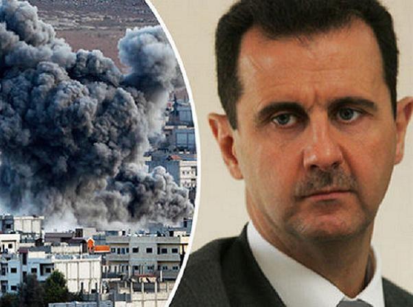 Điều kiện tiên quyết của phương Tây là ông Assad phải ra đi