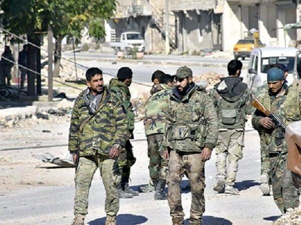 Quân đội Syria tấn công dữ dội phiến quân ở Damascus ảnh 1