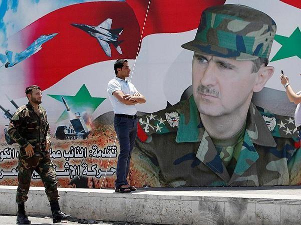Các nước phương Tây luôn muốn lật đổ chính quyền của ông Assad