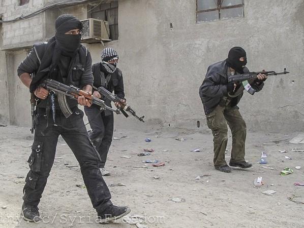FSA sẽ hợp tác với Nga chống IS một cách có điều kiện ảnh 1