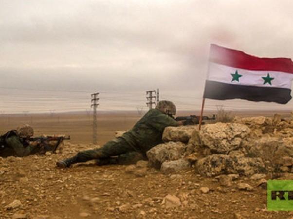 Điện Kremlin: Quân đội Syria giải phóng hoàn toàn Palmyra ảnh 1